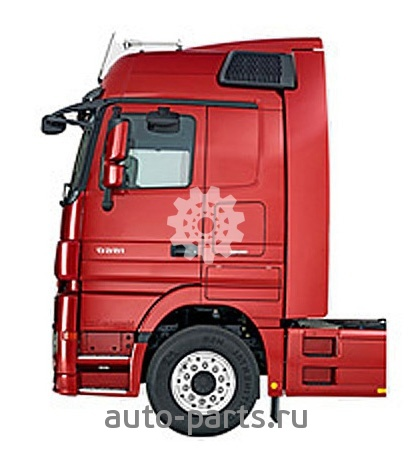Кабина Мерседес (Mercedes) Actros MP3 2008-2011 тип Megaspace