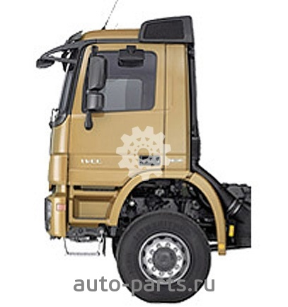 Кабина Мерседес (Mercedes) Actros MP3 2008-2011 тип S
